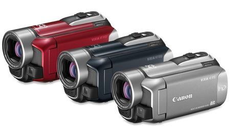 Canon VIXIA HF R10 Full HD Camcorder