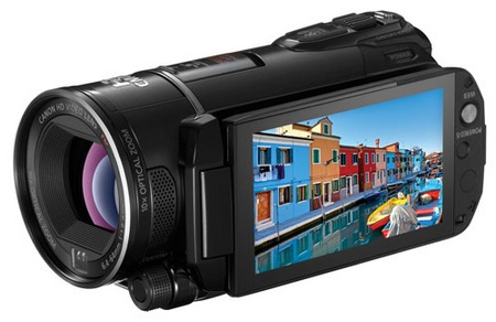 Canon VIXIA HF S20 Full HD flash memory camcorder