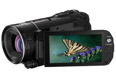 Canon VIXIA HF S21 Full HD flash memory camcorder