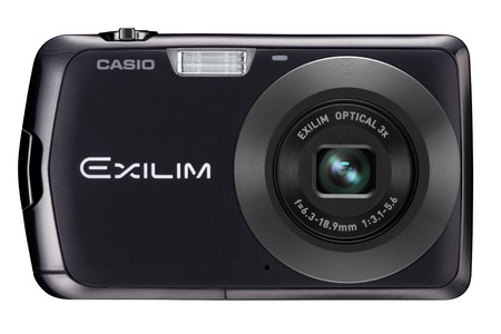 Casio EXILIM EX-S7 Slim Stylish Digital Camera black