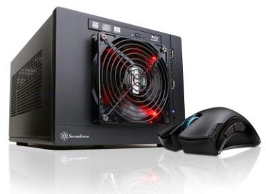 CyberPower LAN Mini H2O V2 - World's Smallest Liquid Cooled System