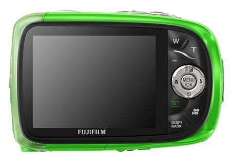 FujiFilm FinePix XP10 'Four-Proof' Digital Camera Back