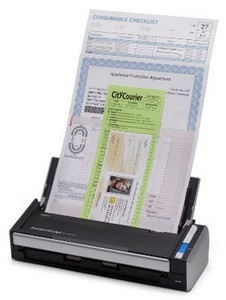 Fujitsu ScanSnap S1300 Instant PDF Sheet-Fed Scanner