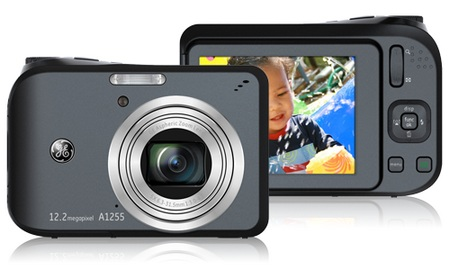 GE A1255 digital camera