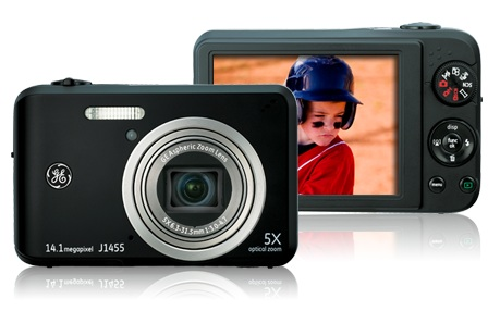 GE J1455 digital camera