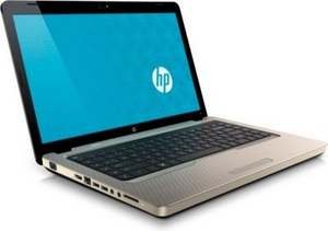 HP G62t series Core i3 Notebook