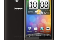 HTC Desire - Nexus One with HTC Sense and a new look front back