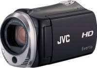 JVC Everio GZ-HM340 Camcorder with 20x Zoom