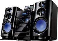 JVC UX-F3 and NX-D2 iPod Audio Systems with dual docks
