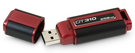 Kingston DataTraveler 310 256GB USB Flash Drive