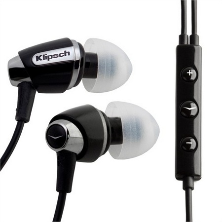 Klipsch Image S4 and Image S4i In-ear Earphones