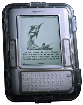 M-Edge Guardian Waterproof Case for Amazon Kindle