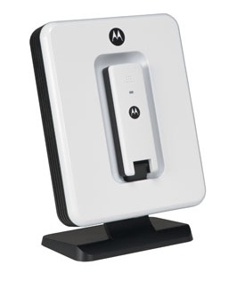 Motorola WiMAX USBw 200 gets a Docking Station