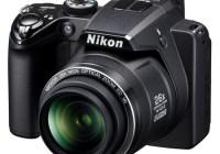 Nikon CoolPix P100 with 26x optical zoom angle