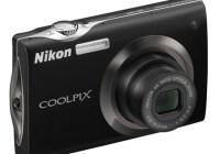 Nikon CoolPix S4000 Touchscreen Digital Camera black