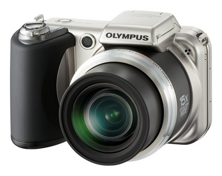 Olympus SP-600UZ Ultra-Zoom Camera