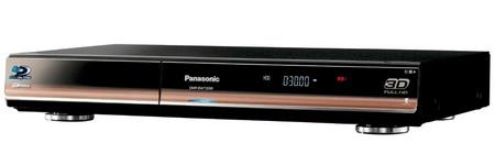Panasonic DIGA DMR-BWT3000, DMR-BWT2000 and DMR-BWT1000 3D Blu-ray Recorders