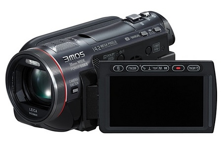 Panasonic HDC-TM700 Full HD 3MOS Camcorder