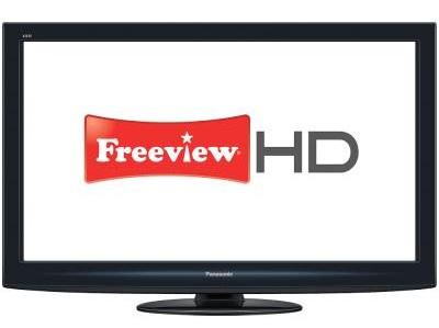 Panasonic TX-P42G20B Plasma HDTV with FreeView HD Tuner