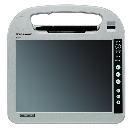 Panasonic Toughbook H1 Field is the Most Rugged Handheld Tablet PC front