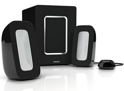 Philips SPA4310 2.1 Speakers