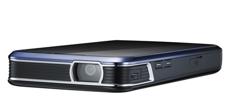 Samsung Halo i8520 Projector Phone with Android projector