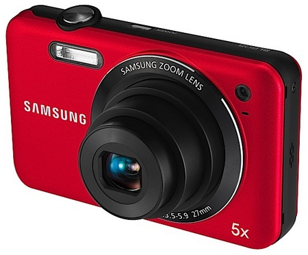 Samsung SL605 Durable digital camera