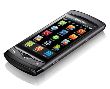 Samsung Wave S8500 Smartphone runs Bada 3