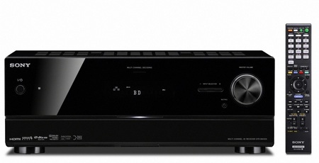Sony STR-DN1010 3D Compatible 7.1-Channel AV Receiver