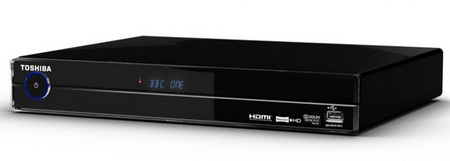 Toshiba HDR5010 Freeview+ HD PVR