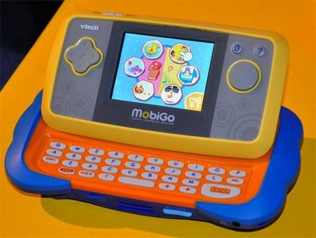 VTech MobiGo educational handheld gaming device for kids