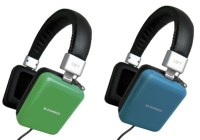 Zumreed ZHP-010 Square Headphones