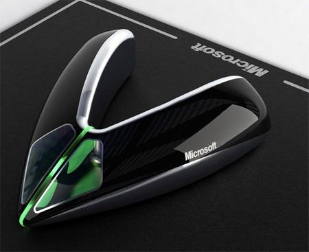 eVouse Mouse Pen Concept