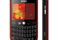 iNTEX iSmart QWERTY Phone