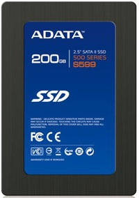 A-DATA S599 Solid State Drive