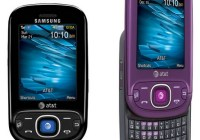 AT&T Samsung Strive QWERTY PHone