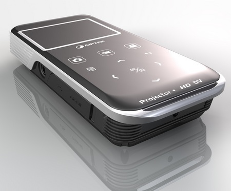 Aiptek PocketCinema Z20 HD-DV Projector 1