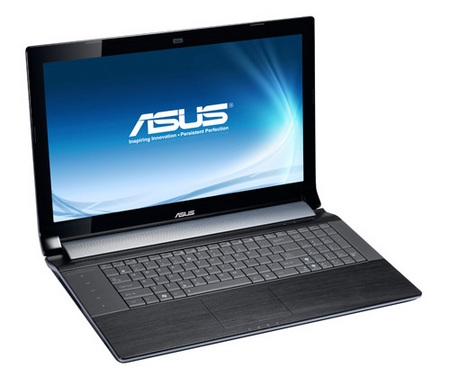 Asus N43, N63 and N73 with Bang & Olufsen ICEpower Audio 1
