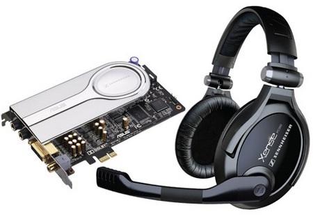 Asus Xonar Xense Gaming Headset Combo
