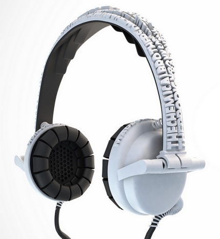 Brian Garret's Street Headphone Allows Personalization