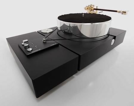 Da Vinci Audio In Unison MK2 Turntable