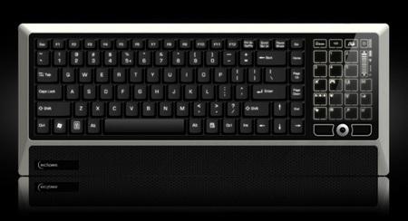 Eclipse LiteTouch Wireless Keyboard