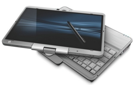 HP EliteBook 2740p Multitouch Tablet PC 1