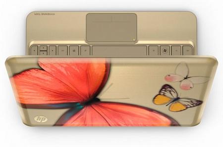 HP Mini 210 Vivienne Tam Edition lid