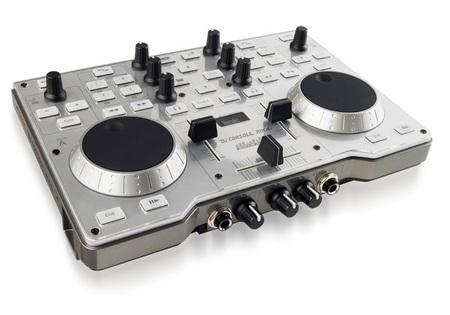 Hercules DJ Console Mk4 portable 2-deck DJ controller