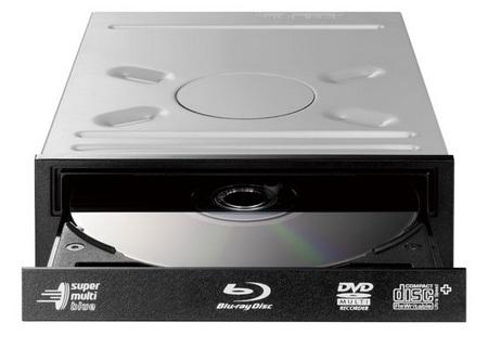 IO-DATA BRD-SH12B 12X Blu-ray Burner