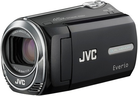 JVC Everio GZ-MS250 Digital Camcorder
