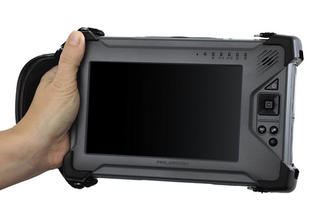 Logic Instrument FieldBook Rugged Handheld Computer