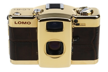 Lomo LC-A+ Gold Limited Edition