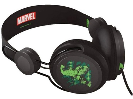Marvel Coloud Headphones Hulk